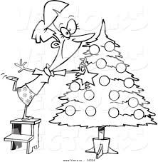 Clipart Christmas Tree SilhouetteChristmas Tree Outline Clip Art