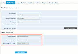 Install Comodo WAF on cPanel: Free Comodo ModSecurity Rules