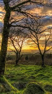 Northern Ireland, UK, nature landscape ...