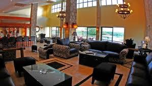 Living Room Bar And Terrace The Karuma Bar And Terrace Chobe Safari Lodge
