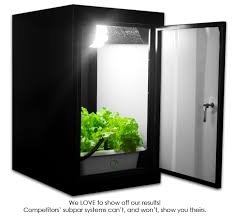 Small Picture SuperBox CFL Grow Cabinet SuperCloset