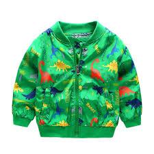 toddler children kids clothes cute dinosaur outerwear winter