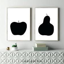 >wall arts pear wall art apple and pear apple print decor  full size of wall arts pear wall art apple and pear apple print decor minimalist