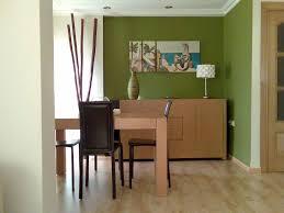 elegant el color verde interior de casas pintadas with colores para pintar una casa interior