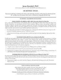 Academic Resume New Academic Resume Templates Krismoranus