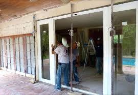 glass sliding door impact glass sliding doors sliding glass door dog door diy