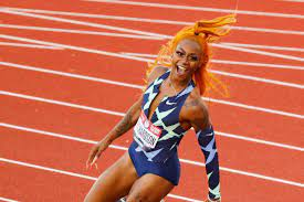 Sha'Carri Richardson: Sprint-Superstar ...