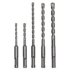 <b>Набор буров</b> по бетону SDS-plus 5 шт. <b>Bosch</b> 2609255541, 5-10 мм