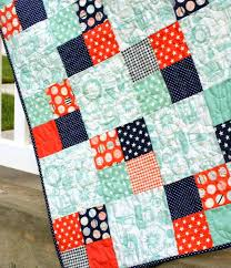 Easy Way To Make Pinwheel Quilt Easy To Make Quilts I Love This ... & ... Fast Four Patch Quilt Tutorial Easy To Make Patchwork Baby Blanket Easy  Way To Make Triangle ... Adamdwight.com