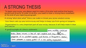 prose analysis essay video ap lit form a prose analysis essay video ap lit 2004 form a