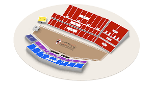 Frontier Park Seating Chart Maps Seating Charts Cheyenne Frontier Days