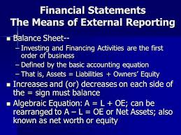 2 financial statements the