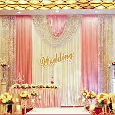 aliexpress com buy 10x20ft party stage backdrops for wedding Wedding Background Stage Designs aliexpress com buy 10x20ft party stage backdrops for wedding decoration background curtains silver sequin backdrop with swags from reliable backdrops for wedding stage background ideas