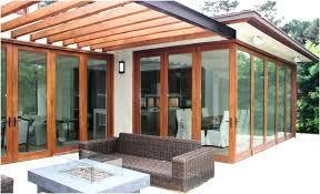 bi fold folding glass patio doors ca interior