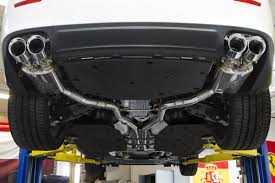 Fabspeed Maserati Ghibli Valvetronic Catback Exhaust System