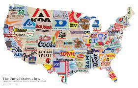 Corporations America United States ...