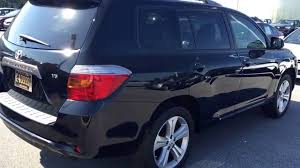 2008 Toyota Highlander Sport Walk Around - Price Toyota - YouTube