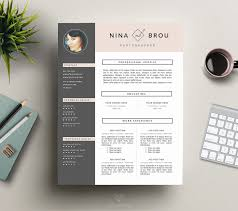 Creative Resume Free Creative Resume Templates Microsoft Word Awesome Modern Resume 14