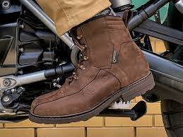 best short motorcycle boots 2020