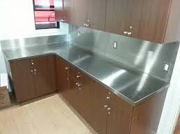 kitchen countertop stainless steel countertops canada installing stainless steel countertops custom made countertops faux stainless
