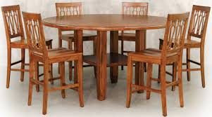 tables furniture design. Simple Furniture Dining Room Ideas With Wooden Expandable Round Table And  Chairs Also White Floor Tables Furniture Design