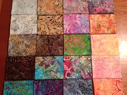 Batiks Fat Quarter Quilting Fabric at Lura's Fabric Shop &  Adamdwight.com