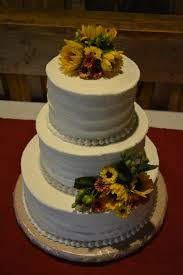Sunflower And Red Roses Cake Flowers Healthy