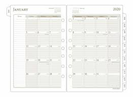 At A Glance Day Runner Weekly Monthly Planner Refill 5 5x8 5 Jan Dec 2020