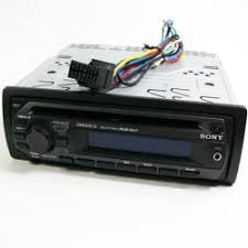 sony cdx gt120 car cd player refurbished shipping today sony cdx gt120 car cd player refurbished