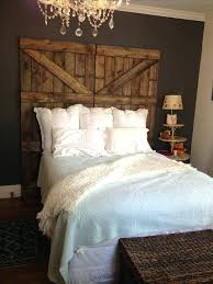 barn door bed frame love the headboard dislike the bed spread barn door style bed frame