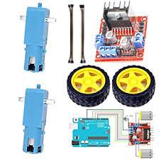 14 DAOKI <b>2PCS</b> TT Motor DC 3V-<b>6V</b> 1:90 All Metal <b>Dual Axis</b> Robot ...
