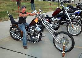 featured bike april knapp s chopped 1200 sportster the bikers