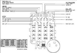 ford pickup fuse box wiring diagrams