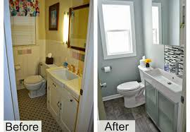 Adorable Bathroom Remodeling Ideas On A Budget With Budget - Small bathroom makeovers