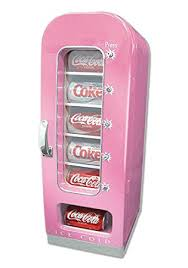Drink O Matic Personal Vending Machine Enchanting Smart Planet 48 Can Capacity Pink Vending Machine Amazonca Home