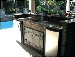 lowes outdoor kitchen appliances outdoor kitchen appliances set