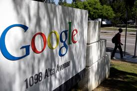 where is google office. Wonderful Google FILE  In This June 5 2014 Photo A Man Walks Past Google With Where Is Google Office