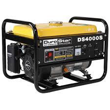 portable generators. DuroStar DS4000S Portable Generator Generators B