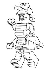 Lego Ninjago Lord Garmadon Coloring Page Free Printable Coloring Pages