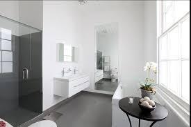 grey flooring bedroom elegant white walls grey floors in the bathroom grey floors