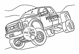 Small Picture Printable Paw Truck Coloring Pages Patrol Marshall With Fire Truck