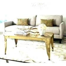 rose gold coffee table gold living room table wood and gold coffee table rose gold coffee