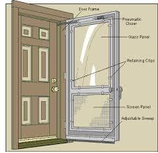 screen storm door ing guide hometips
