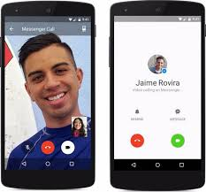 Facebook Video Chart Facebook Messengers Video Calling Feature Now Available