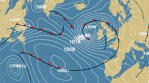 Bbc Wales Nature Deep Low Pressure Over Ireland