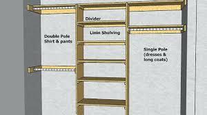 Wood Closet Organizers Closet Organizer Closet Organizer Ideas John