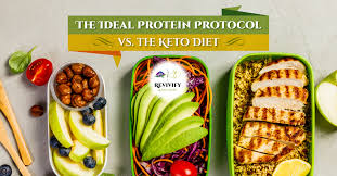 Ideal Protein Vs Keto Diet Revivify Medical Spa Top