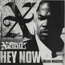 Hey Now (Mean Muggin) [UK CD Single]