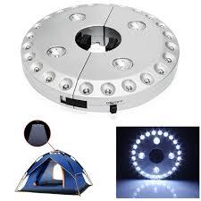 3 Lighting Mode Umbrella Lights Wireless Battery Led Lamp Camp Tent