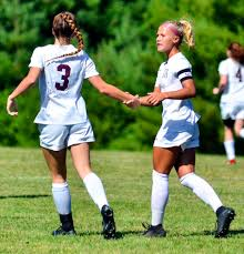 Local roundup: Monmouth girls soccer rolls to win over Hall-Dale -  CentralMaine.com